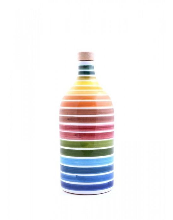 Aceite en cerámica Arcoiris 500 ml Muraglia