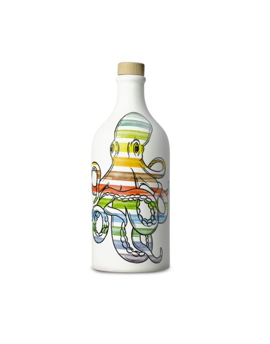 Aceite en cerámica Pulpo 500 ml Muraglia
