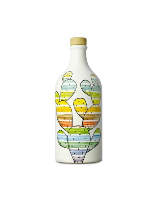 Aceite en cerámica Cactus 500 ml Muraglia