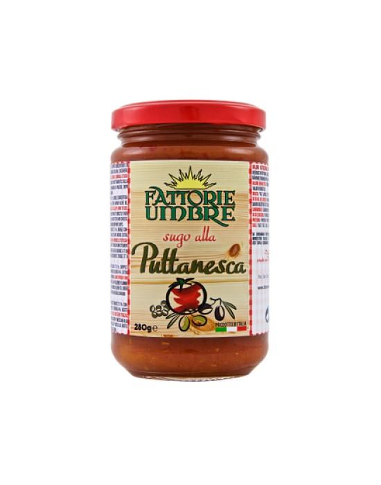Salsa Puttanesca