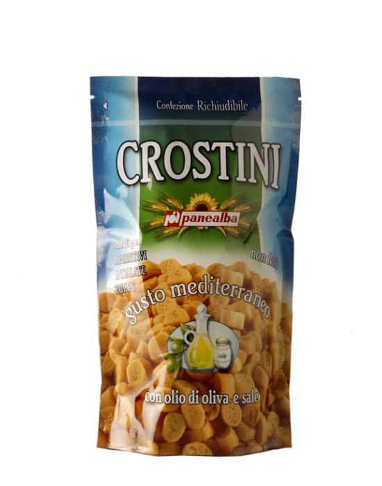 Crostini Mediterráneo