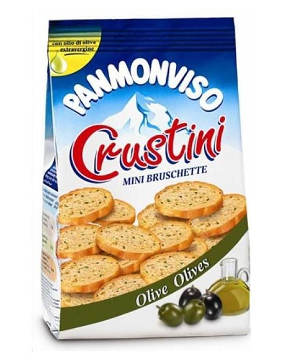 Bruscheta Mini Olivas
