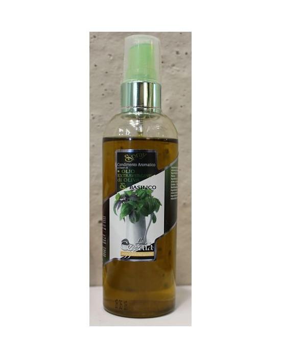 Olio Basilico Spray
