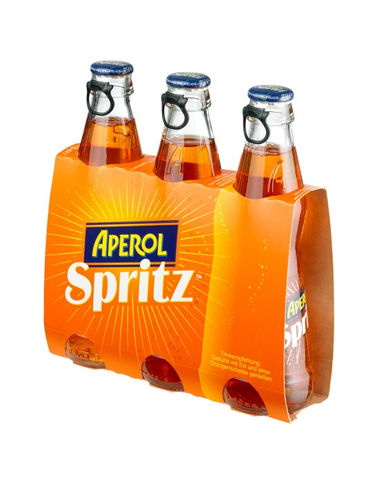 APEROL SPRITZ PACK 3 x 175 ML