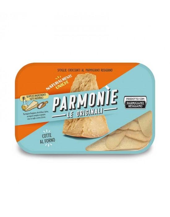 Parmonie - Hojas de Parmesano Reggiano